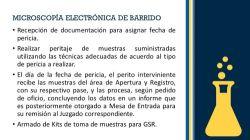 Micros. Electrónica de Barrido